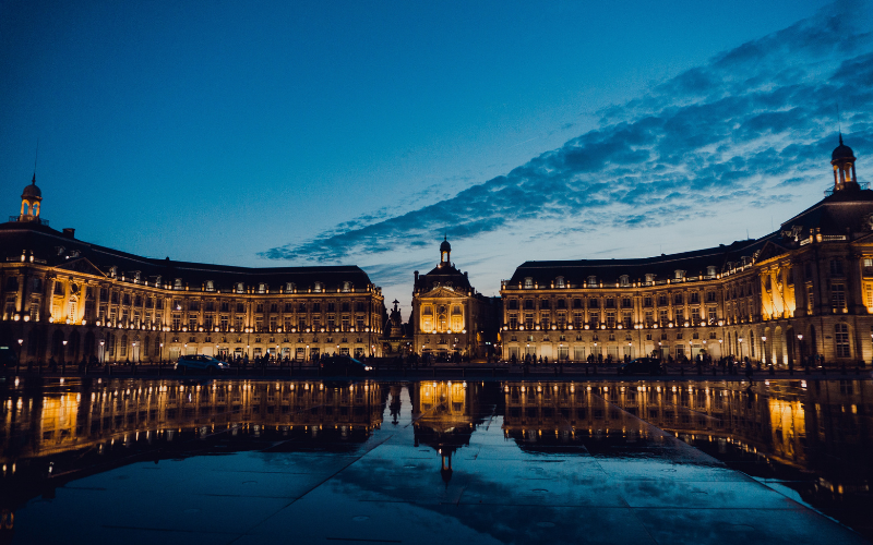 Bordeaux Wine and Food