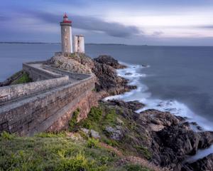 northwestern region of Brittany