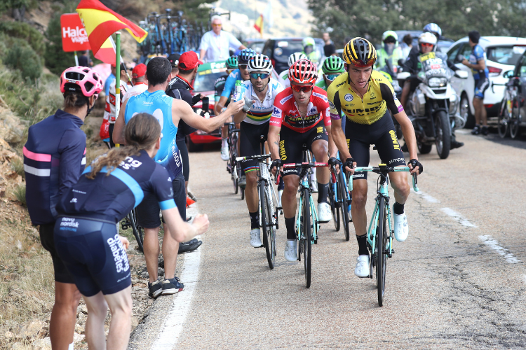 The Vuelta.