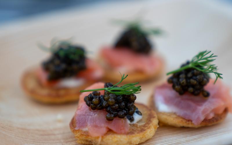 Aquitane caviar