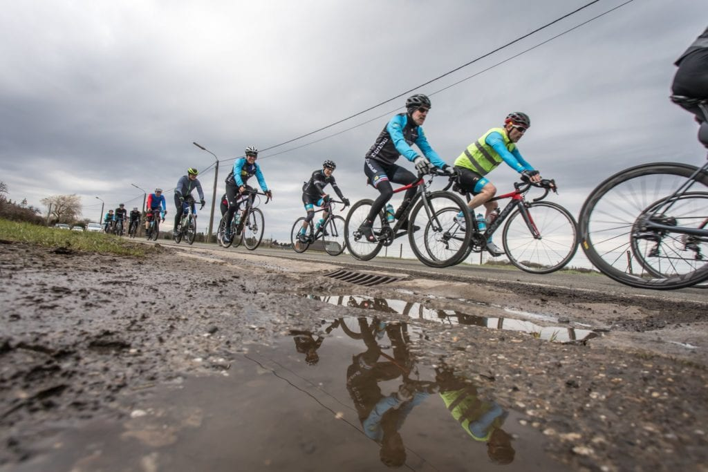 2019 Cobbled Classics with Stuart O'Grady