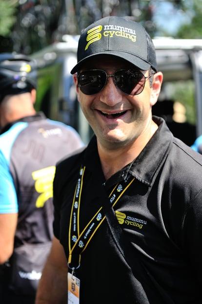managing director, Marcel Berger